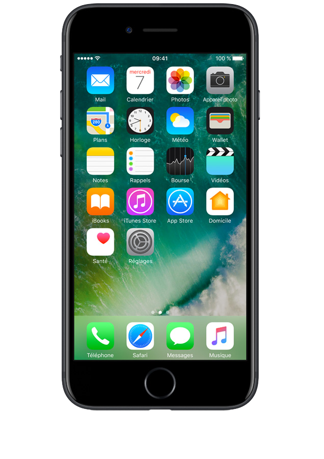 activer 4g iphone 7