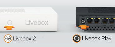 Comment me connecter au wifi de ma livebox r seau orange - Branchement livebox telephone ...